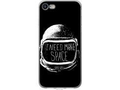 Чехол на iPhone 7 I need more space (2877u-336-22700)