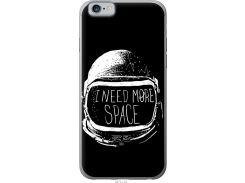 Чехол на iPhone 6s I need more space (2877u-90-22700)