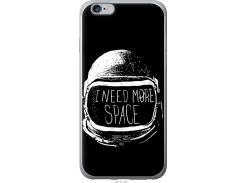 Чехол на iPhone 6s Plus I need more space (2877u-91-22700)