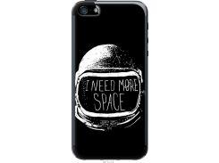 Чехол на iPhone 5s I need more space (2877u-21-22700)