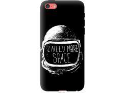 Чехол на iPhone 5c I need more space (2877u-23-22700)
