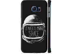 Чехол на Samsung Galaxy S6 Edge G925F I need more space (2877m-83-22700)