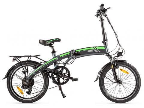 Электровелосипед Eltreco Leto 2019 Киев