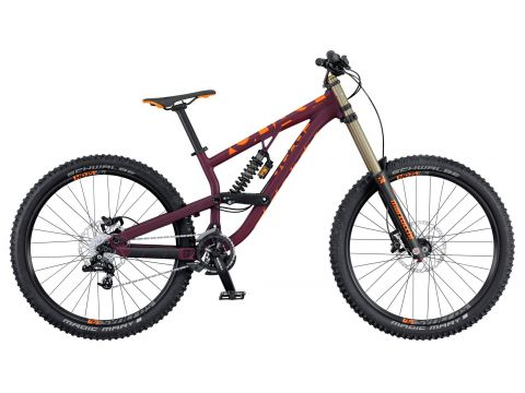 Двухподвесный велосипед Scott Voltage FR 720 2016 Киев