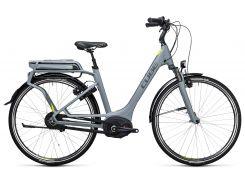 Электровелосипед Cube Delhi Hybrid 400 Easy Entry 2017