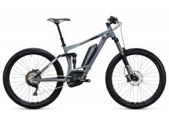 Двухподвесный велосипед Cube Sting WLS Hybrid 140 SL 500 27.5 2017