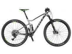 Двухподвесный велосипед Scott Spark 900 2017