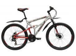 Двухподвесный велосипед Stark Indy FS HD 2015