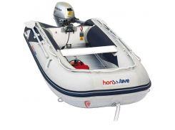 Надувная лодка HonWave T40AE2 ALU