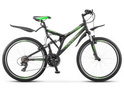 Двухподвесный велосипед Stels Crosswind 26  21-sp (Z010) 2019
