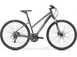 Женский велосипед Merida Crossway XT Edition-Lady 2017