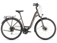 Женский велосипед Cube Touring Pro Easy Entry 2019