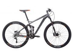 Двухподвесный велосипед Silverback Sprada 1 2015