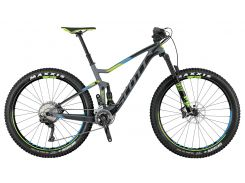 Двухподвесный велосипед Scott Spark 710 Plus 2017