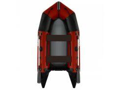 Надувная лодка AquaStar C-310FSD (красная)