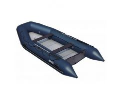 Надувная лодка Brig Baltic B460 (синяя)