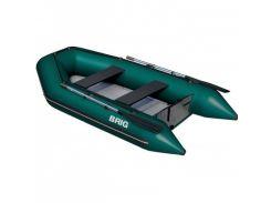 Надувная лодка Brig Dingo D265S (зеленая)
