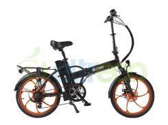 Электровелосипед Eltreco Jazz 5.0 2016