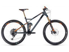 Двухподвесный велосипед Cube Stereo 140 HPC TM 27.5 2018