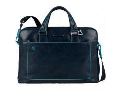 Портфель PIQUADRO синий BL SQUARE/N.Blue CA3335B2_BLU2 Синий