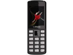 Мобильный телефон Sigma mobile X-style 24 Onyx Gray