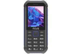 Мобильный телефон Nous Hardy Black