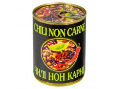 Острая фасоль с овощами Чили Нон карне PowerBANKa 340 г (4820184610941)
