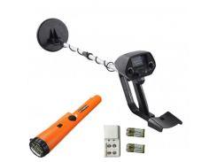 Металлоискатель Discovery MD-4030 + аккумуляторы и зарядное устройство + gp pointer (HFKJFKJHH78FHHN)