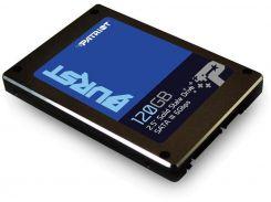 Накопитель SSD 120GB Patriot Burst 2.5 SATAIII 3D TLC (PBU120GS25SSDR)