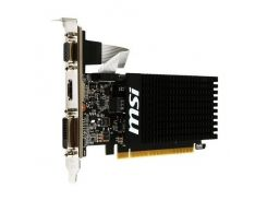 Видеокарта GF GT 710 2GB GDDR3 MSI (GT 710 2GD3H LP)