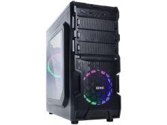 Корпус QUBE QB932A_W3NU3 RGB Black без БП (6525771)