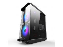 Корпус 1stPlayer X8 RGB LED без БП Black
