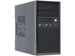Корпус Chieftec Mesh CT-01B-400S8, 400W, 1xUSB3.0, Black (CT-01B-400S8)