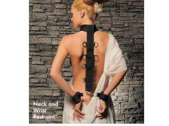 Ошейник с наручниками  Neck & Wrist Restraint