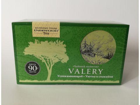 Чай травяной пакетированный успокаивающий Valery Enerwood 30 x 3 г (1109) Киев