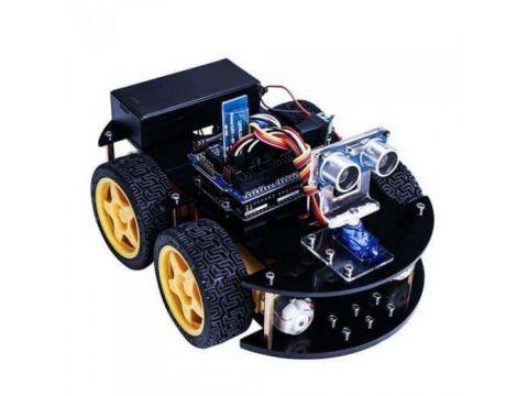 Навчальний набір робототехніки ELEGOO UNO Robot Car Kit V 3.0 машинка-робот на Arduino (SUN3964) Киев