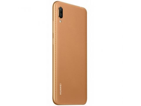 Huawei Y6 2019 Brown Faux Leather 51093PMR (94283930 Киев