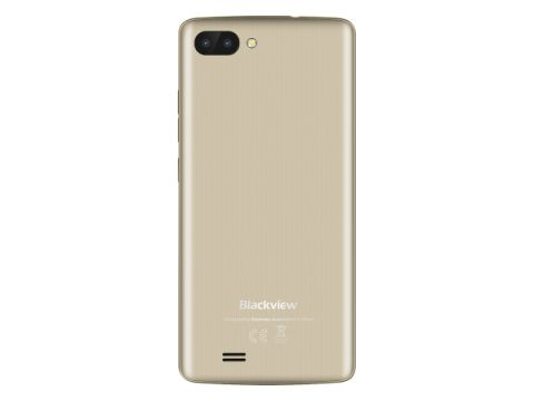 Blackview A20 1/8Gb Gold (STD00202) Киев
