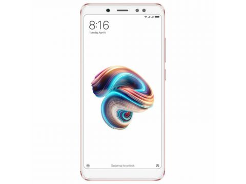 Смартфон Xiaomi Redmi Note 5 4/64Gb Rose Gold (STD00260) Киев