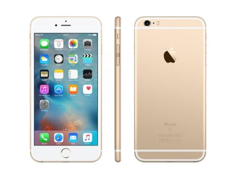 Apple iPhone 6s 64GB Gold Refurbished (STD02912) Киев