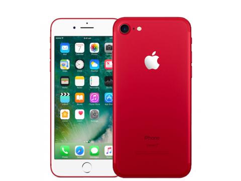 Apple iPhone 7 128GB Red Refurbished (STD02946) Киев