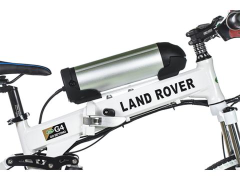 Электровелосипед ActiveRide Land Rover White Киев