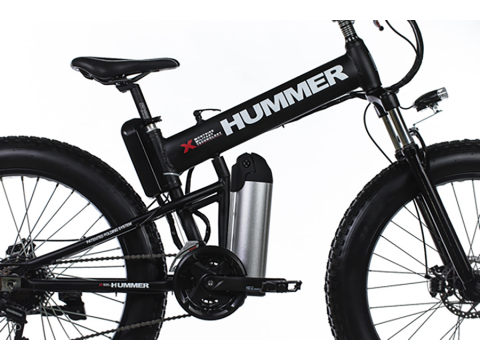 Электровелосипед ActiveRide Hummer Black Киев