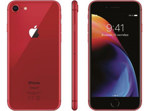 Apple iPhone 8 256GB Red (F00157267)