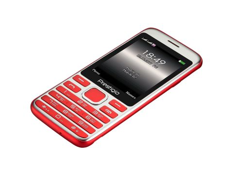 Prestigio Grace A1 1281 Dual Sim Red (PFP1281DUORED)