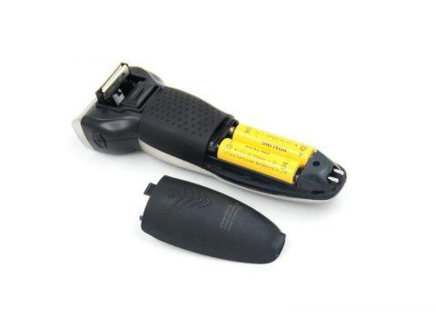 Стайлер Gemei GM-595 Черный с серебристым (56977)