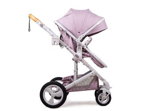 Универсальная коляска трансформер Ninos Brava Pink (N2019BRAVAP)