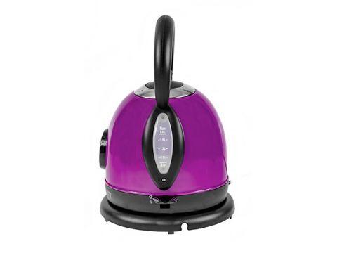 Электрочайник металлический Camry CR 1252v 1.8 литр Фиолетовый-черный (hub_HBdp85960)