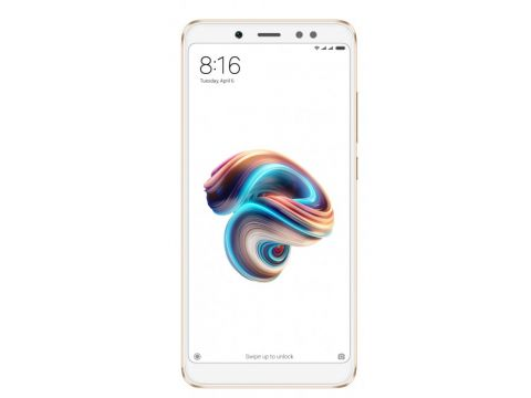 Смартфон Xiaomi Redmi Note 5 4/64Gb Gold (STD00261)