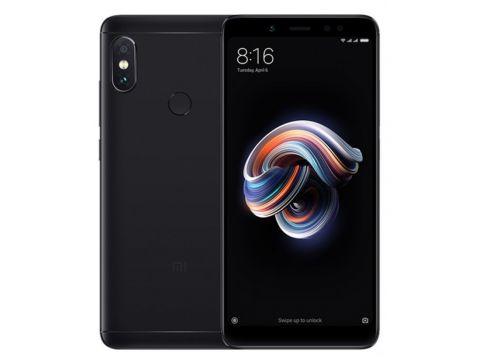 Смартфон Xiaomi Redmi Note 5 4/64Gb Global Black (STD01646)